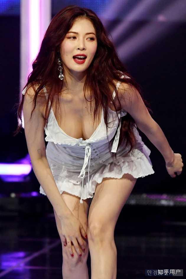 泫雅是真的性感吗?你说呢? 韩国女团 第5张