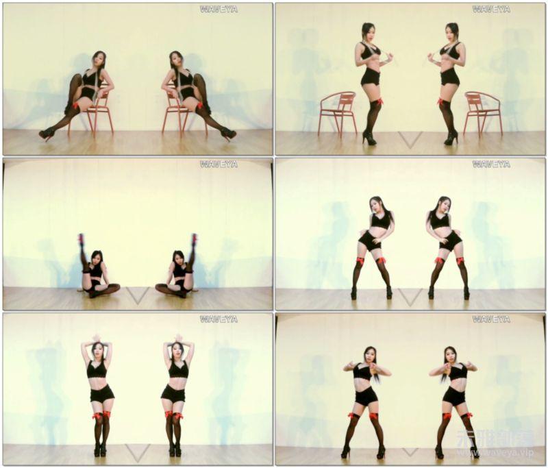 [1080P下载]Waveya Rainbow Blaxx Cha Cha cover dance Waveya2014 第4张
