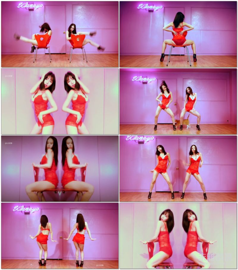 [1080P下载]WAVEYA Twerking Merry Christmas presents Waveya2016 第5张
