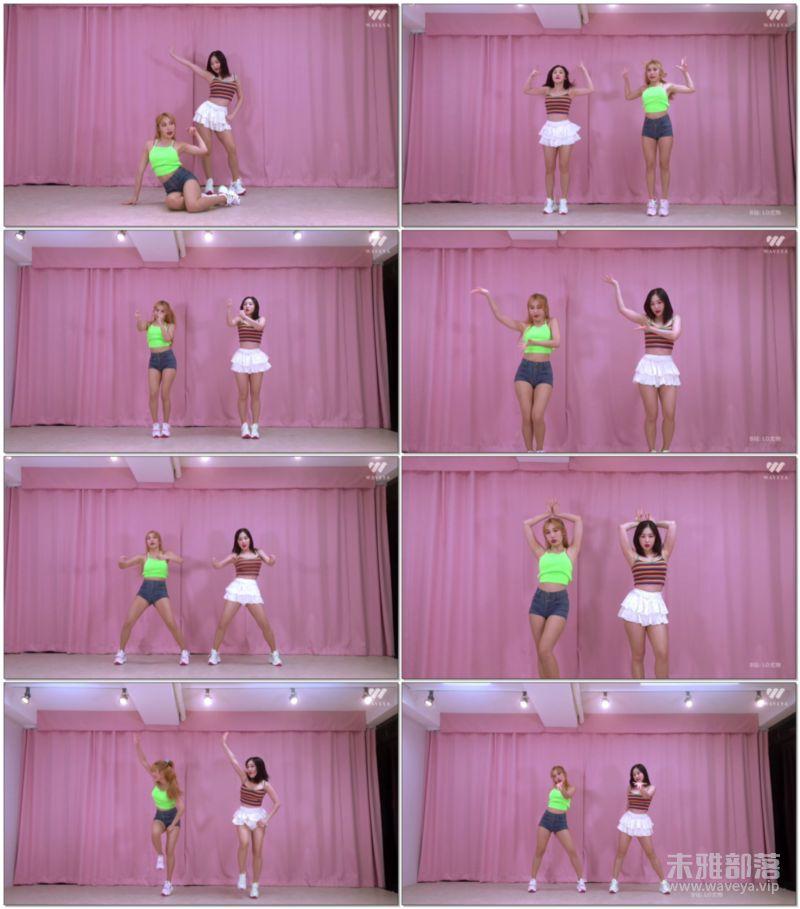 [4K在线播放](G)I-DLE - DUMDi DUMDi Dance Cover Waveya Waveya2020 第4张