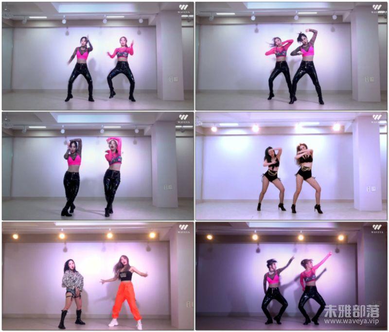 [4K在线播放]Waveya换装秀!Stray Kids - Back Door 舞蹈翻跳~ Waveya2020 第5张
