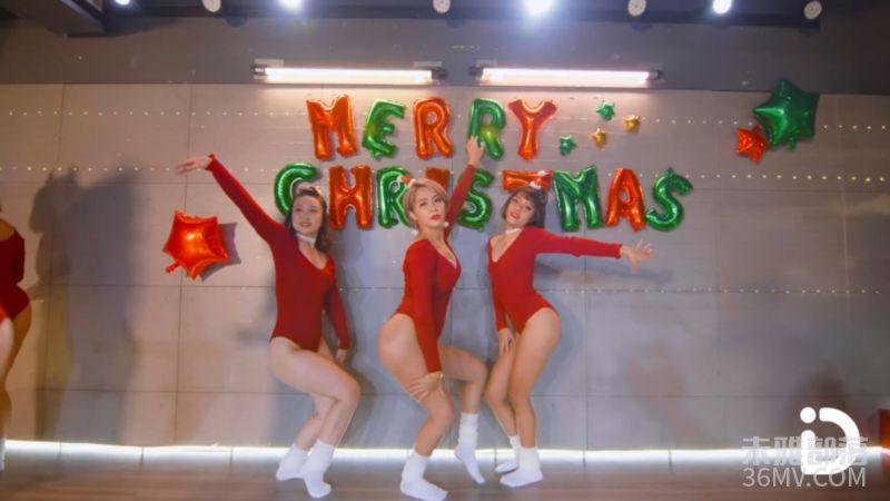 [IDANCE]2020圣诞特别节目All I Want For Christmas Is You ID20201224001 韩国女团 第2张