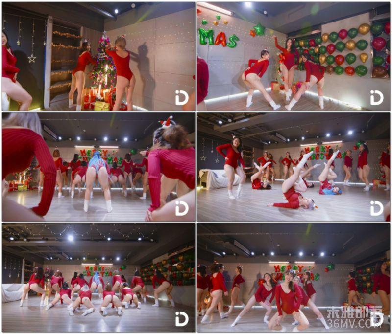 [IDANCE]2020圣诞特别节目All I Want For Christmas Is You ID20201224001 韩国女团 第6张