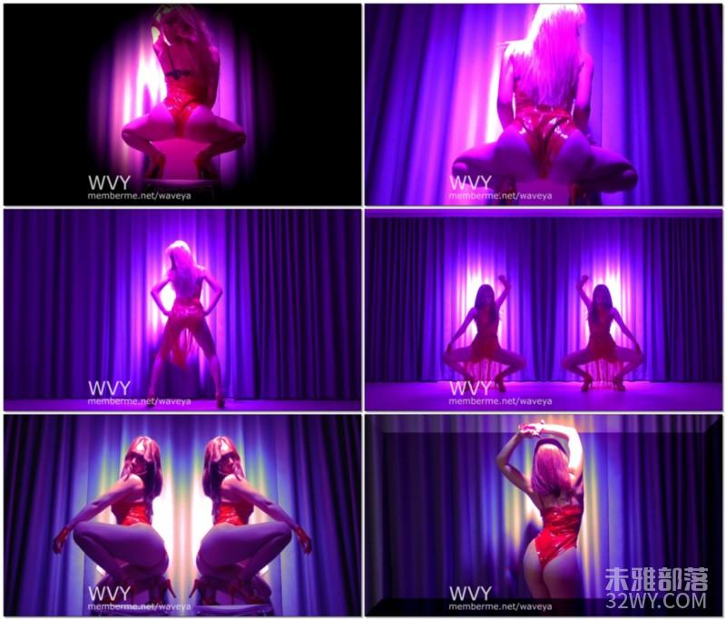 [Waveya会员]2020圣诞特别视频 Christmas Sexy Dance Memberme高清在线下载 W2012250122 Waveaya会员 第5张