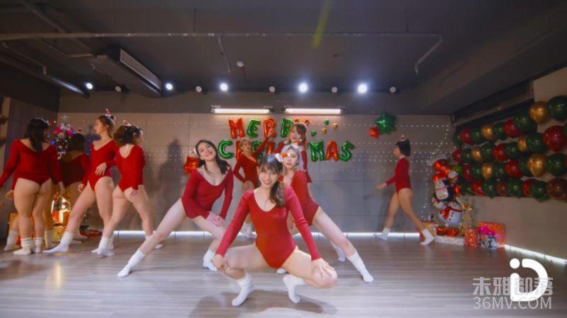 [IDANCE]2020圣诞特别节目All I Want For Christmas Is You ID20201224001 韩国女团 第3张