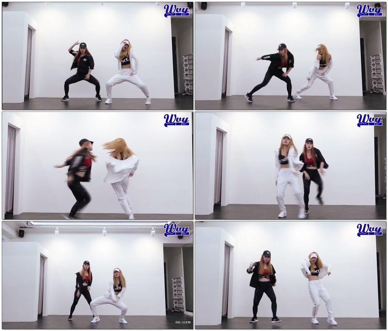 [Waveya]Taki Taki - DJ Snake & Selena Gomez, Ozuna, Cardi B Choreography 高清视频在线下载 W1905290111 Waveya2019 第5张