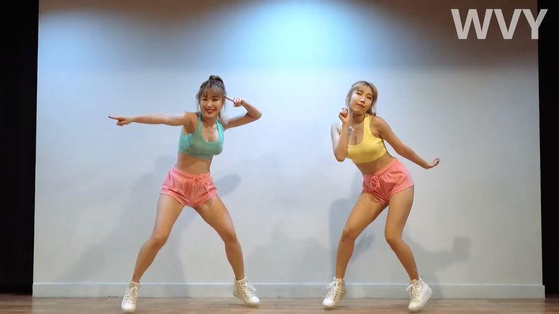 [Waveya]Little Mix Bounce Back Dance Cover 高清视频在线下载 W1906170111 Waveya2019 第3张