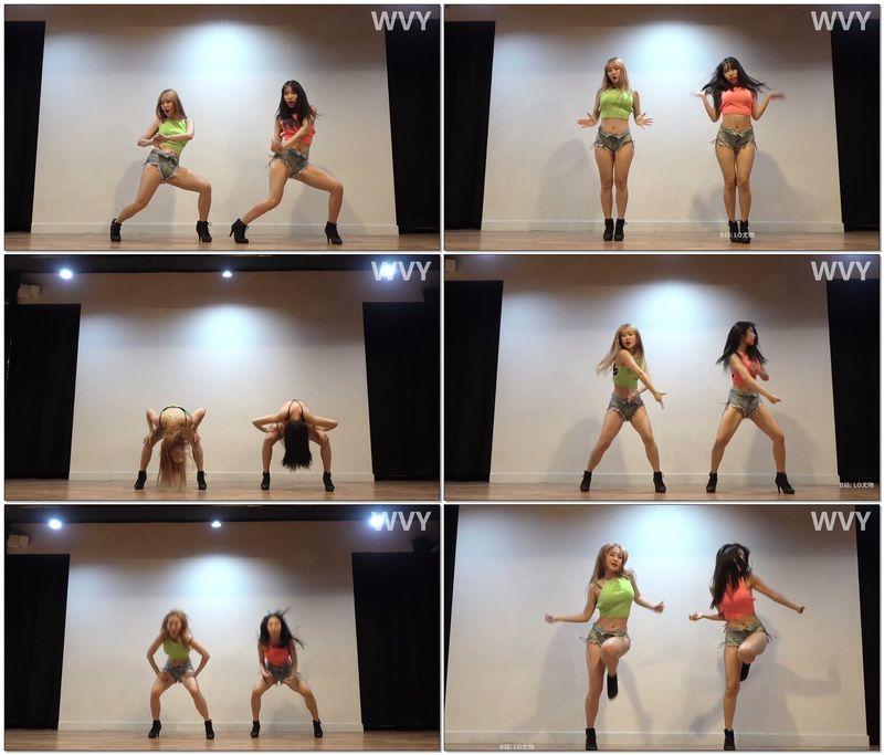 [Waveya](G)I-DLE Uh-Oh Dance cover 高清视频在线下载 W1907050111 Waveya2019 第6张
