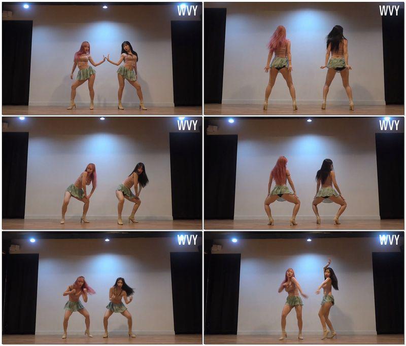 [Waveya]Luísa Sonza, Pabllo Vittar - Garupa cover dance 高清视频在线下载 W1907190111 Waveya2019 第6张