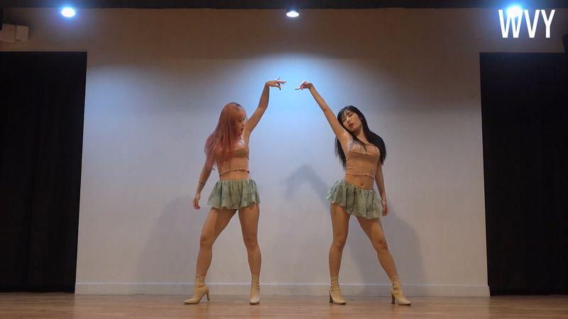 [Waveya]Luísa Sonza, Pabllo Vittar - Garupa cover dance 高清视频在线下载 W1907190111 Waveya2019 第4张