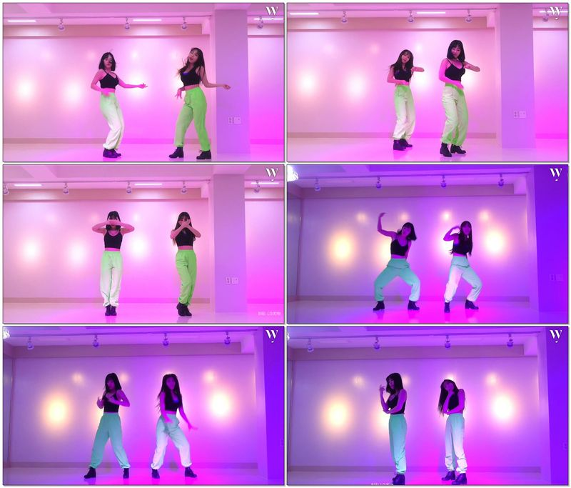 [Waveya](MAMAMOO) HIP Dance Cover 高清视频在线下载 W1912030111 Waveya2019 第4张