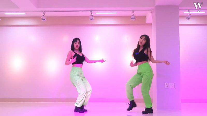 [Waveya](MAMAMOO) HIP Dance Cover 高清视频在线下载 W1912030111 Waveya2019 第2张