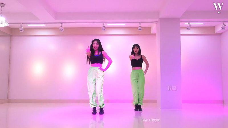 [Waveya](MAMAMOO) HIP Dance Cover 高清视频在线下载 W1912030111 Waveya2019 第3张