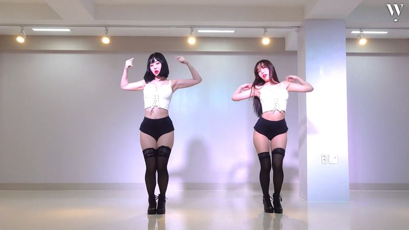 [Waveya](J.Y. Park) FEVER Cover Dance 高清视频在线下载 W1912090111 Waveya2019 第2张