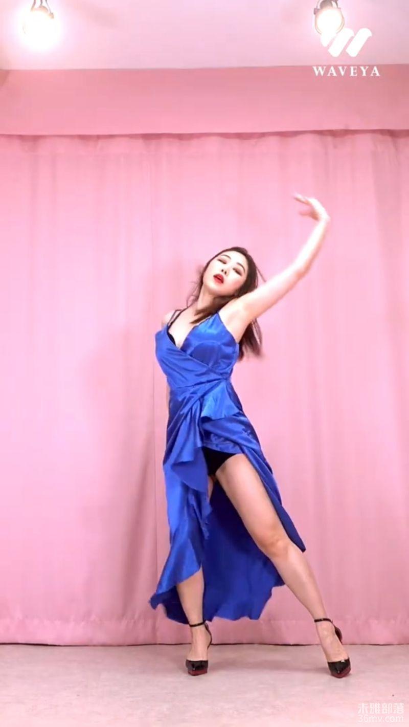 【最新】(G)I-DLE - 火花(HWAA) dance cover Waveya W202102210111 Waveya2021 第2张