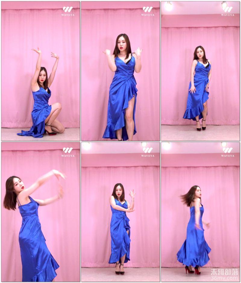 【最新】(G)I-DLE - 火花(HWAA) dance cover Waveya W202102210111 Waveya2021 第3张