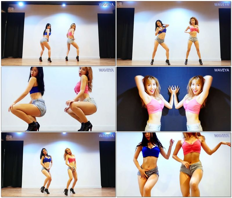 [Waveya]Jessi Down cover dance 高清视频在线下载 W201807190111 Waveya2018 第5张