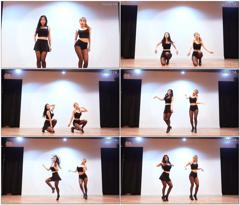 [Waveya]Apink I'm so sick cover dance WAVEYA 高清视频在线下载 W201807210111 Waveya2018 第5张