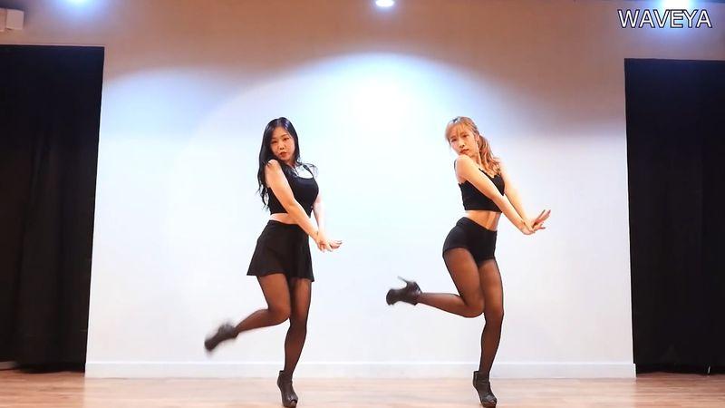 [Waveya]Apink I'm so sick cover dance WAVEYA 高清视频在线下载 W201807210111 Waveya2018 第4张