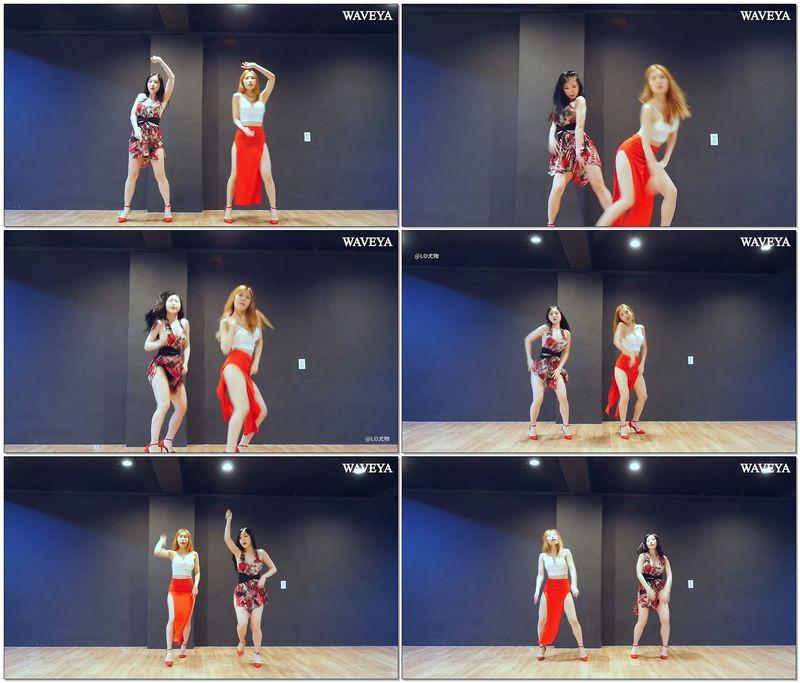 [Waveya]MAMAMOO Egotistic cover dance 高清视频在线下载 W201807230111 Waveya2018 第4张