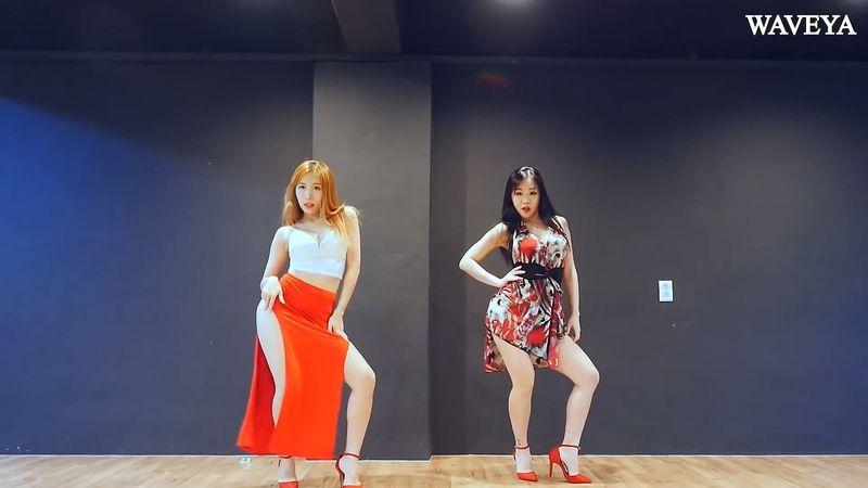 [Waveya]MAMAMOO Egotistic cover dance 高清视频在线下载 W201807230111 Waveya2018 第3张