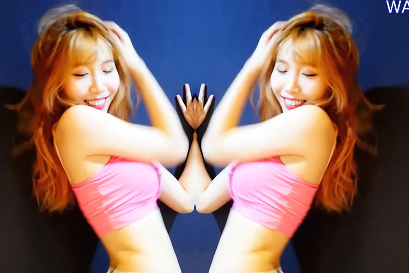[Waveya]Jessi Down cover dance 高清视频在线下载 W201807190111 Waveya2018 第1张