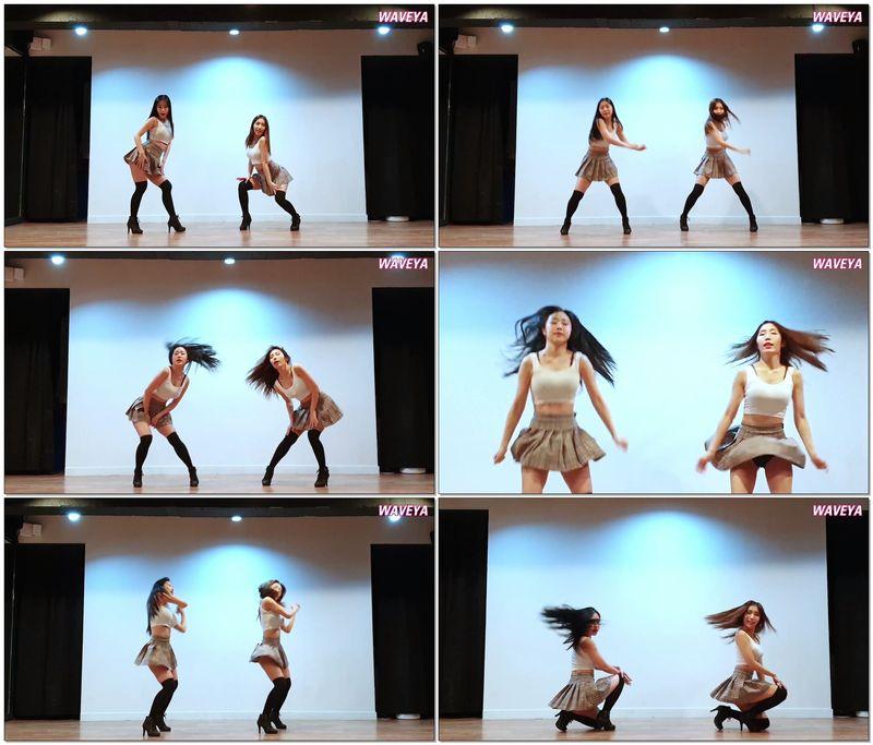 [Waveya]Twice Yes or Yes cover dance 高清视频在线下载 W201811100111 Waveya2018 第5张