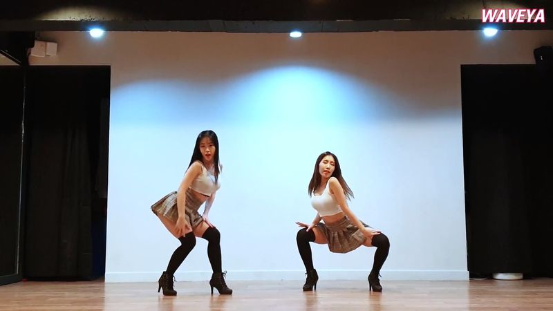 [Waveya]Twice Yes or Yes cover dance 高清视频在线下载 W201811100111 Waveya2018 第3张