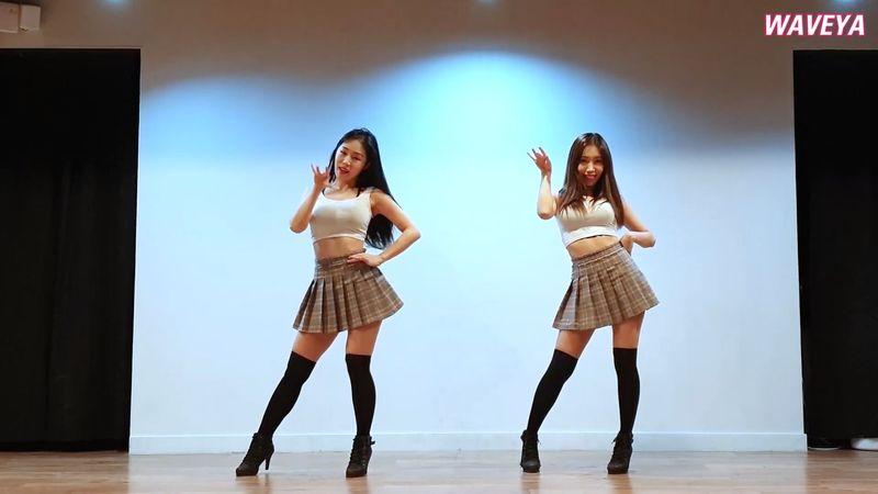 [Waveya]Twice Yes or Yes cover dance 高清视频在线下载 W201811100111 Waveya2018 第4张