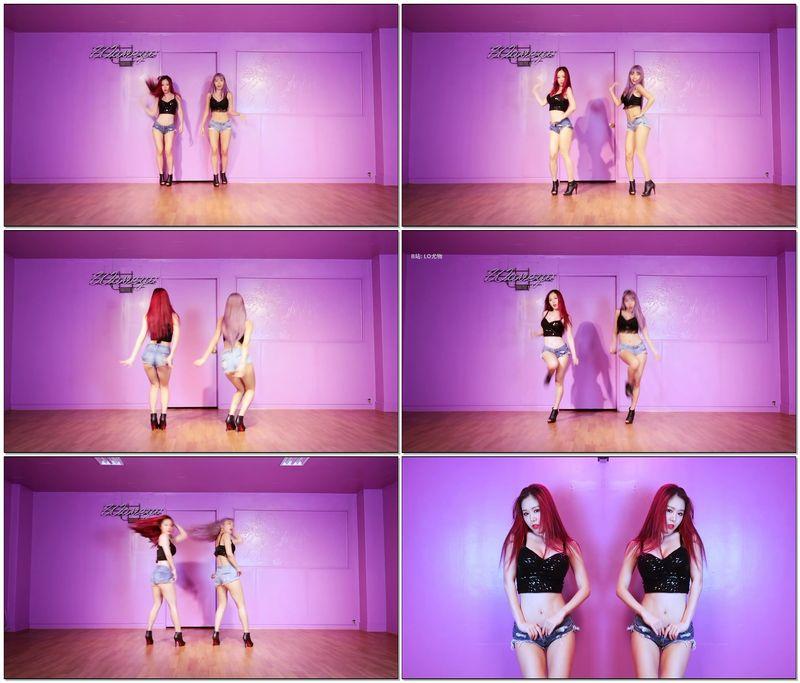 [Waveya]OA Good Luck cover dance 高清视频在线下载 Waveya2016 第4张