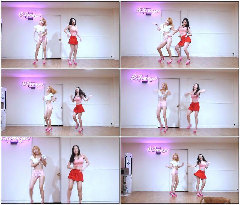[Waveya]Red Velvet Red Flavor cover dance 高清视频在线下载 Waveya2017 第5张