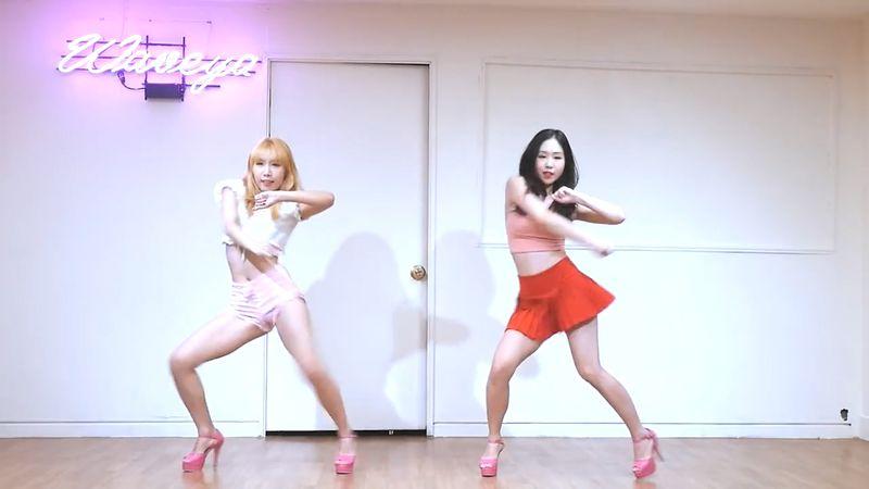 [Waveya]Red Velvet Red Flavor cover dance 高清视频在线下载 Waveya2017 第3张