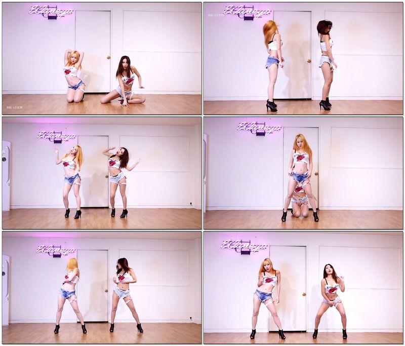 [Waveya]HyunA Lip & Hip cover dance 高清视频在线下载 Waveya2017 第5张