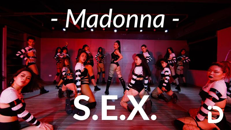 [IDance]Madonna - S.E.X. / FOXYEN Choreography @Madonna高清视频在线下载 IDdance 第1张
