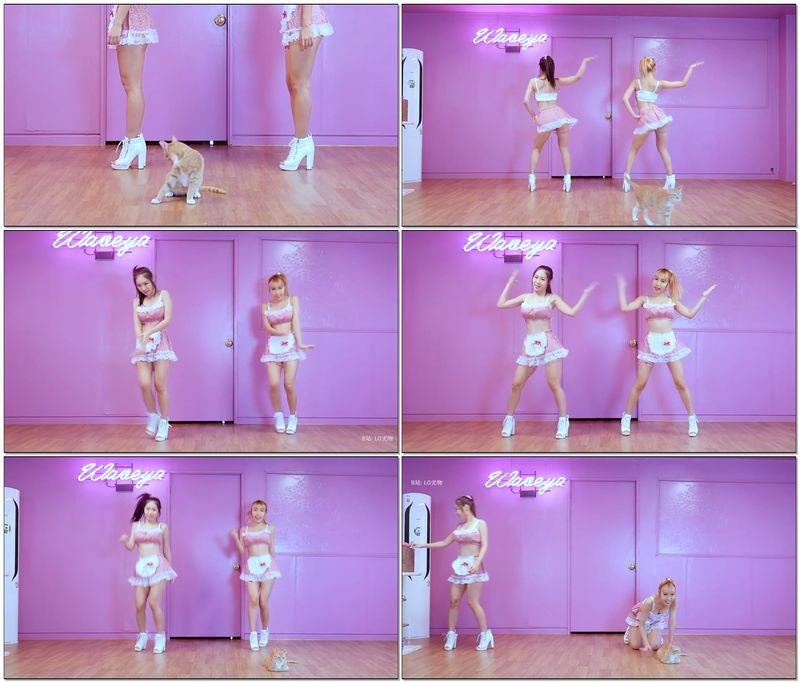 [Waveya]Red Velvet Russian Roulette cover dance 高清视频在线下载 Waveya2016 第5张