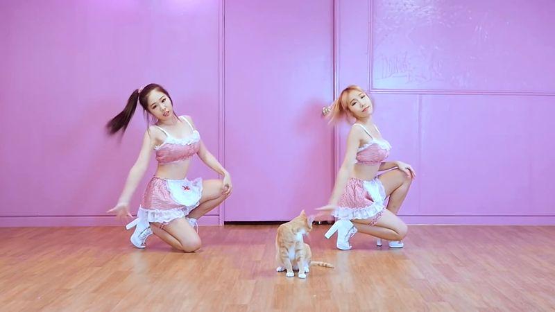 [Waveya]Red Velvet Russian Roulette cover dance 高清视频在线下载 Waveya2016 第2张