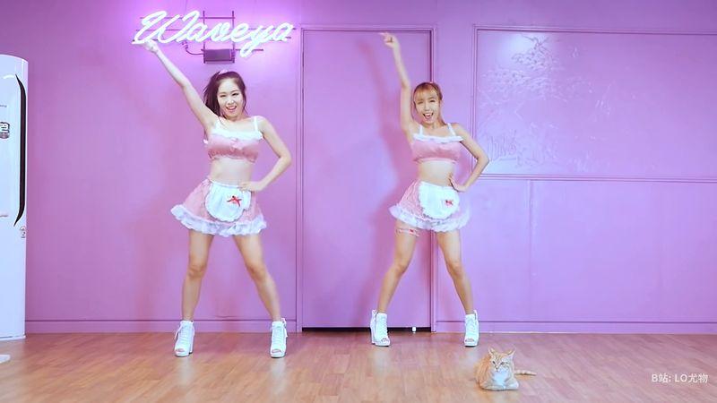 [Waveya]Red Velvet Russian Roulette cover dance 高清视频在线下载 Waveya2016 第4张