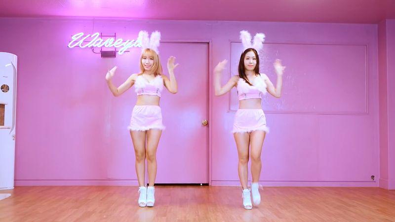 [Waveya]TWICE TT cover dance 高清视频在线下载 Waveya2016 第2张