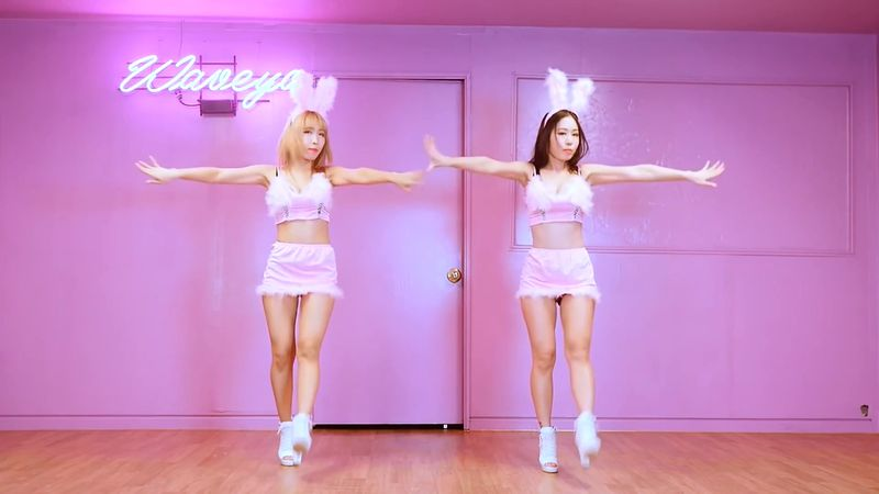 [Waveya]TWICE TT cover dance 高清视频在线下载 Waveya2016 第3张