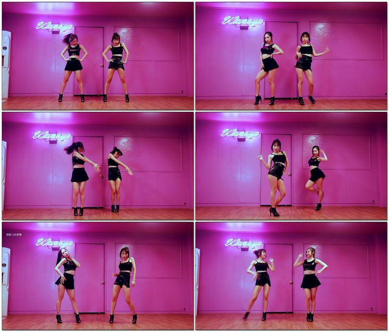 [Waveya]MAMAMOO Décalcomanie cover dance 高清视频在线下载 Waveya2016 第4张