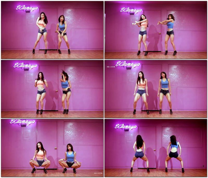 [Waveya]Hyolyn Paradise cover dance 高清视频在线下载 Waveya2016 第4张