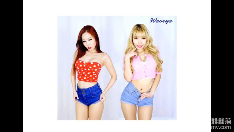 [Waveya]J.Y.Park Who's your mama? dance? 高清视频在线下载 Waveya2015 第1张