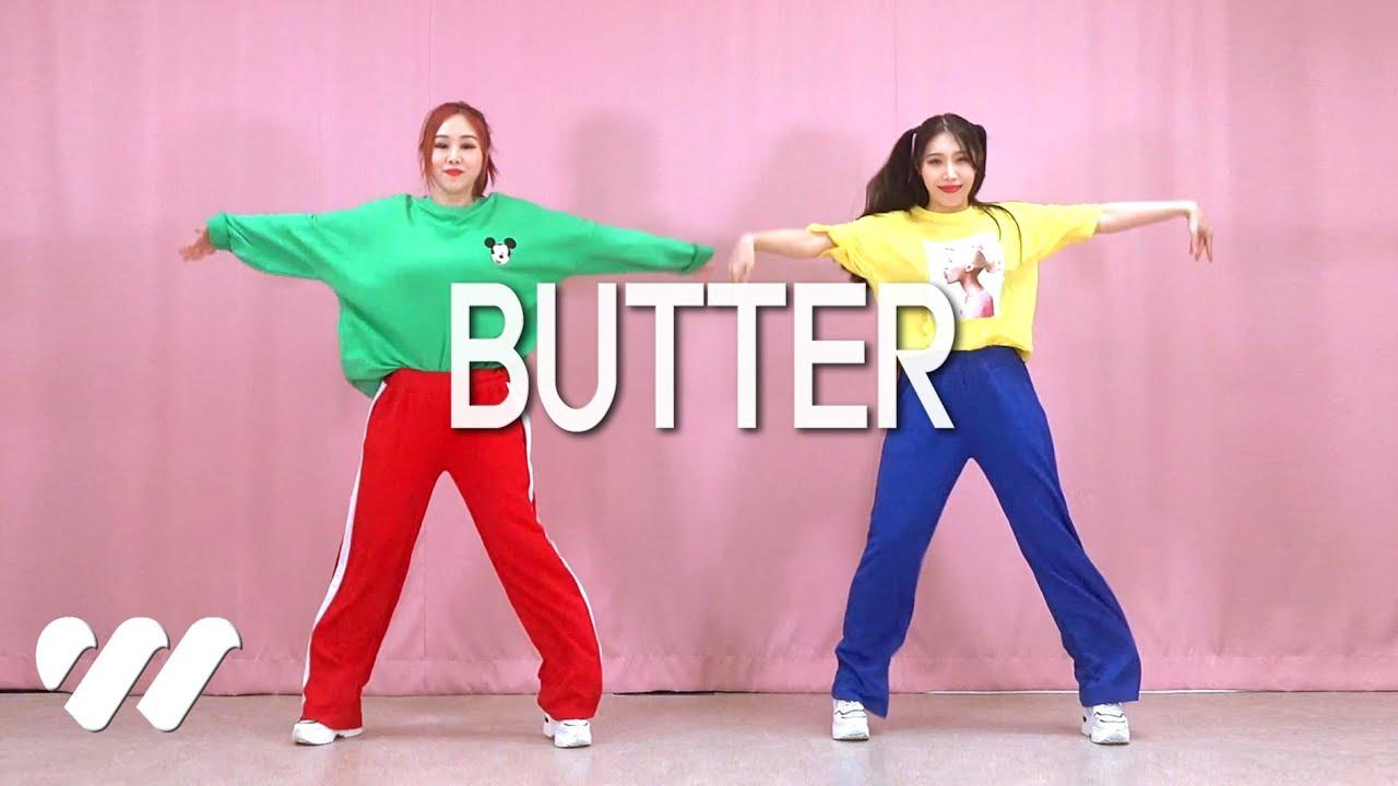 [4K]BTS - Butter Dance Cover Waveya Waveya2021 第1张