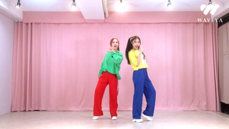 [4K]BTS - Butter Dance Cover Waveya Waveya2021 第2张