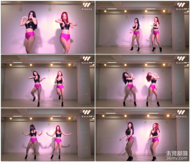 [4K]Doja Cat - Kiss Me More 💋 (ft. SZA) Cover Dance Waveya 웨이브야 Waveya2021 第5张