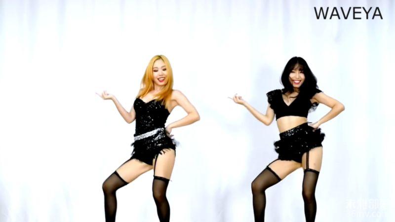 [Waveya]Choreography _Fifth Harmony - I'm In Love With a Monster 高清视频在线下载 Waveya2015 第3张