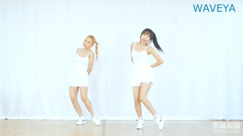 [Waveya]GFriend Me Gustas Tu dance practice 高清视频在线下载 Waveya2015 第2张