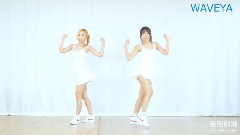 [Waveya]GFriend Me Gustas Tu dance practice 高清视频在线下载 Waveya2015 第3张