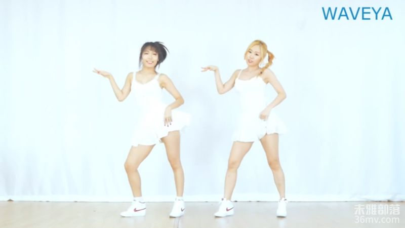 [Waveya]GFriend Me Gustas Tu dance practice 高清视频在线下载 Waveya2015 第4张