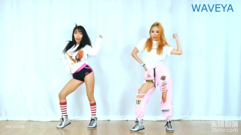 [Waveya]Red Velvet Dumb Dumb cover dance 高清视频在线下载 Waveya2015 第2张